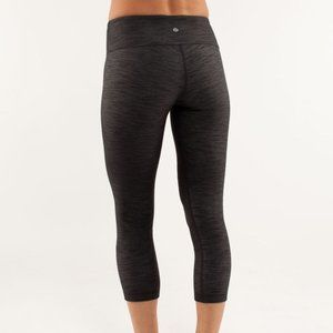 Lululemon Wunder Under Crop Capri Pants Legging 4